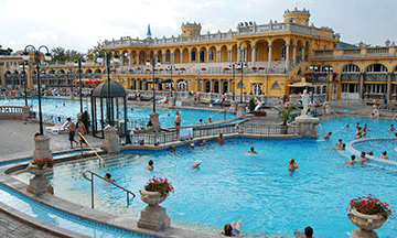 Budapest-thermal-baths