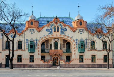 House of architect Ferenc Raichle in Subotica