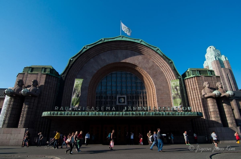 헬싱키 중앙역(Helsinki Central railway station)