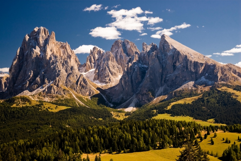 돌로미테 산(Dolomites mountains)