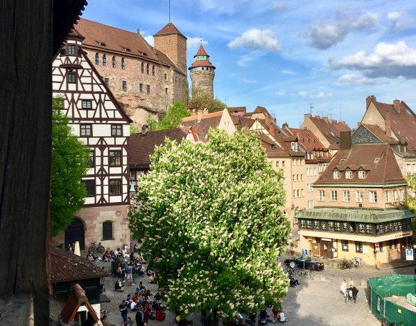 Nuremberg City Card Eurail Benefit