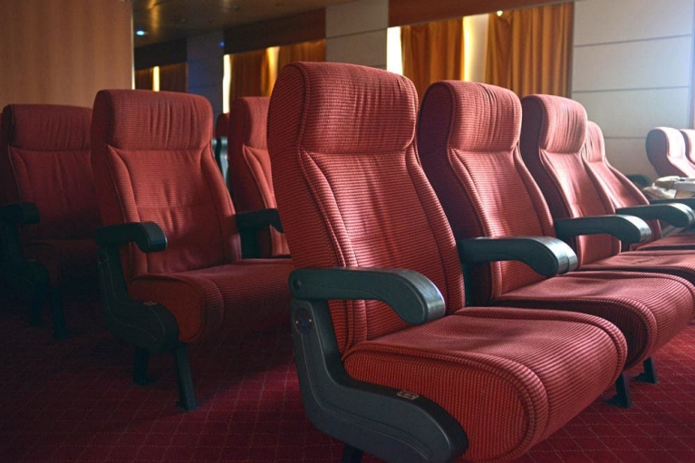 Seats on board on Superfast ferry