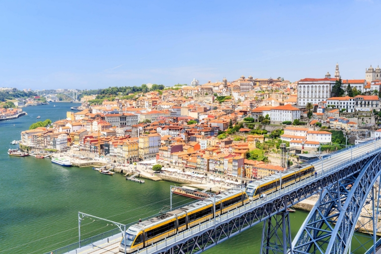 Porto. CARD - Benefício do Eurail Pass